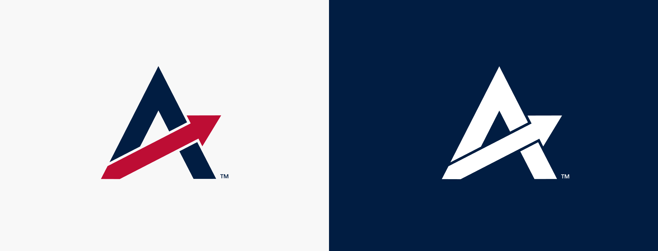 SmarterAI Logo - The Arrow Symbol