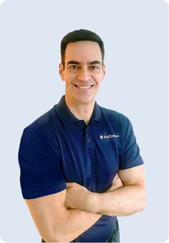 Chris Piche at SmarterAI
