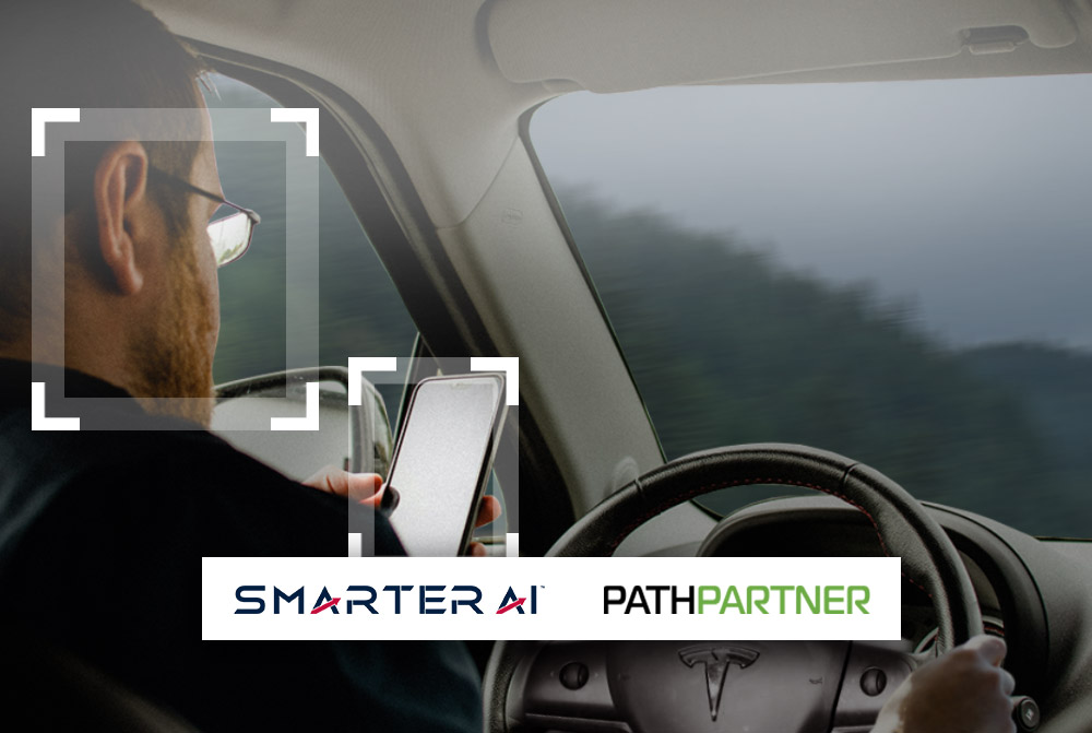 PathPartner and Smarter AI Collaborate to Bring DMS and Active Safety To Video Telematics and Fleet Management Systems