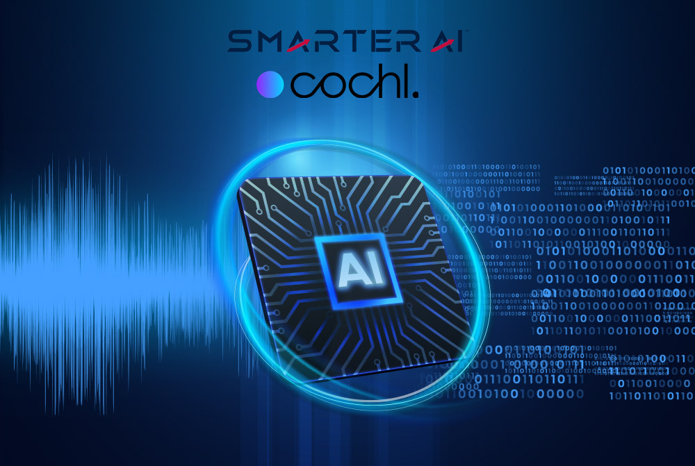 Cochl and Smarter AI Collaborate to Bring Machine Listening To AI Cameras
