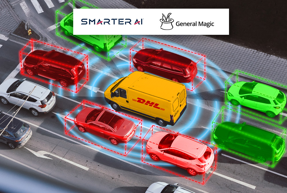 General Magic and Smarter AI Collaborate to Bring ADAS To Video Telematics and Fleet Management Systems