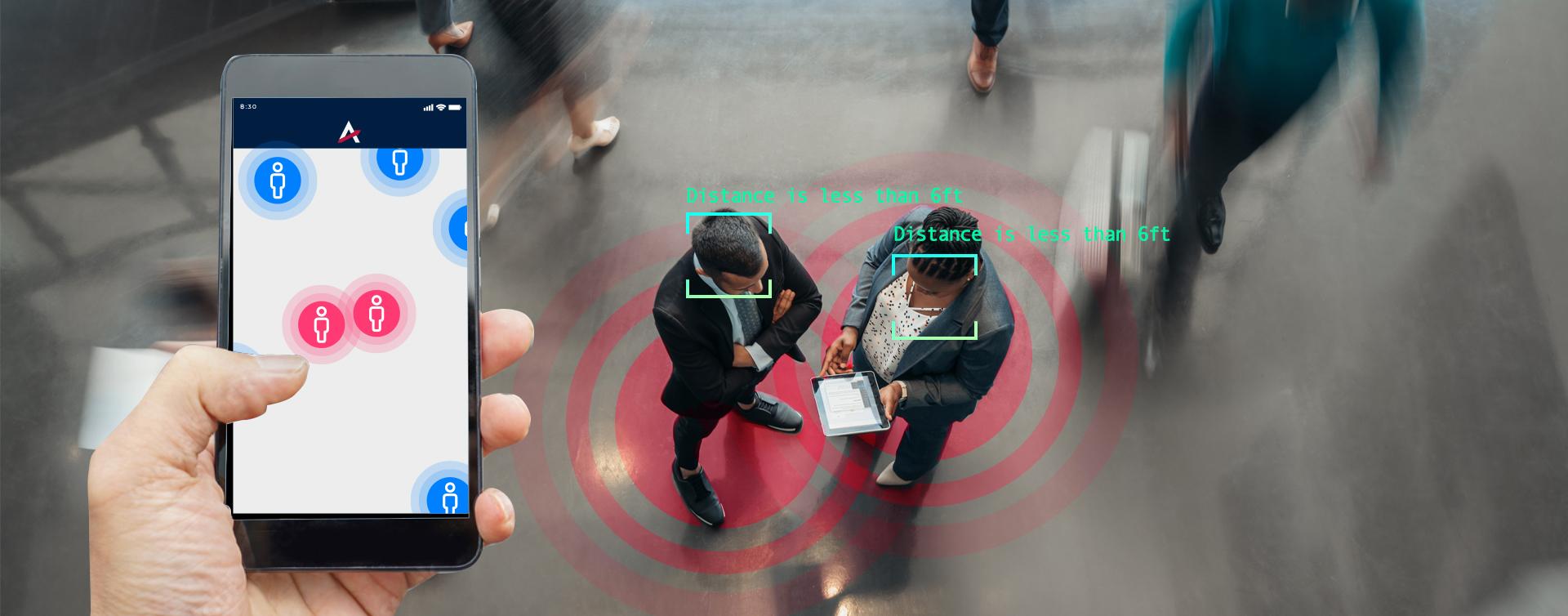 SmarterAI - Contact Tracing