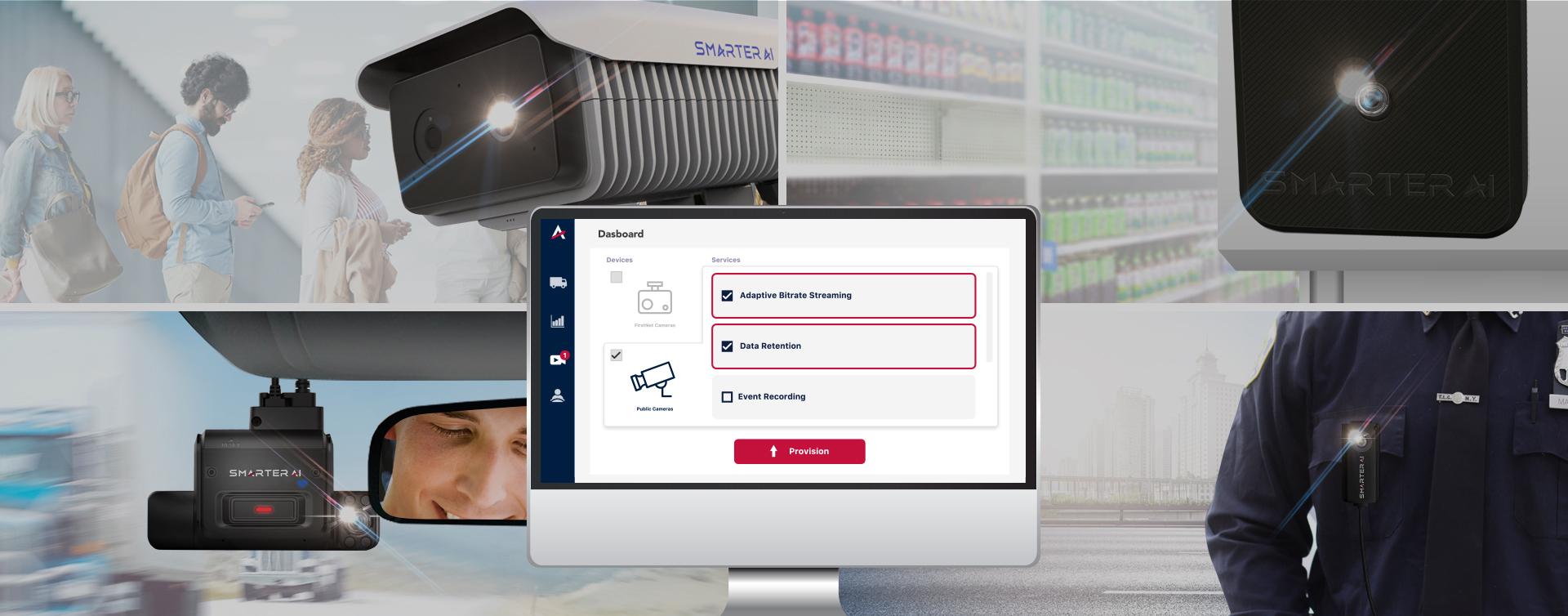 SmarterAI - Dynamic Service Provisioning
