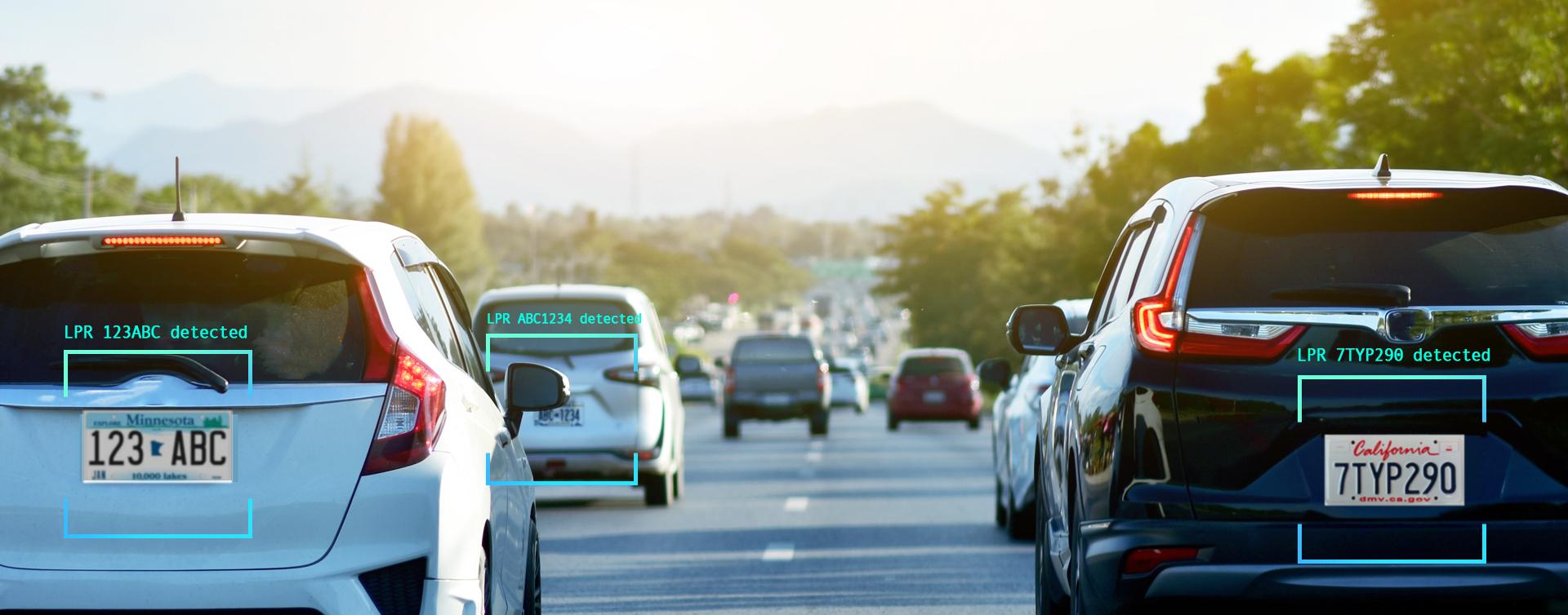 SmarterAI - License Plate Recognition