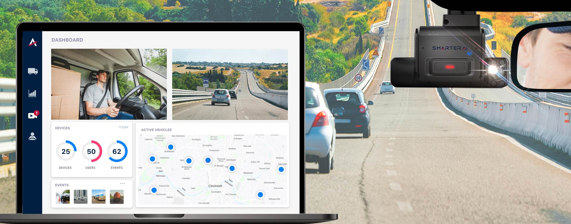 SmarterAI - Video Telematics