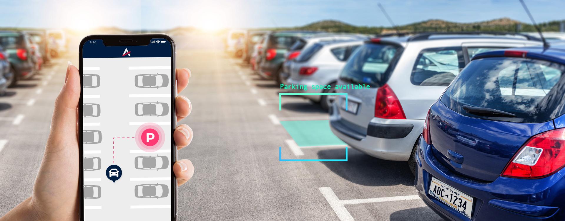 SmarterAI - Smart Parking